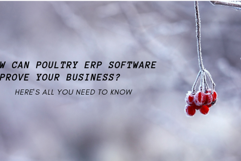 Poultry ERP software