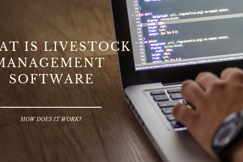 What is Livestock Management Software